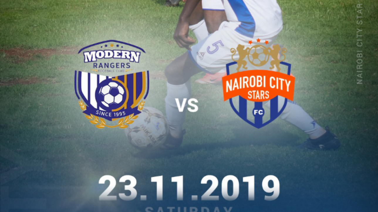 Nairobi City Stars has never beaten Modern Coast in Mombasa in their last three visits. The two face off at Serani Sports Club on Sat 23 Nov 2019 in a round 16 NSL tie