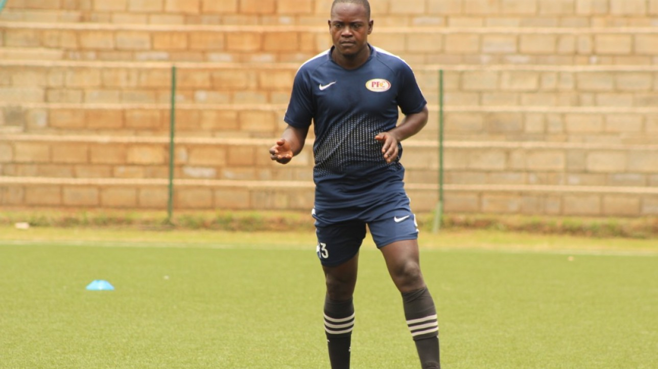 Yusuf Mukisa Lubowa joins Nairobi City Stars on a two-year deal  Photo - Courtesy