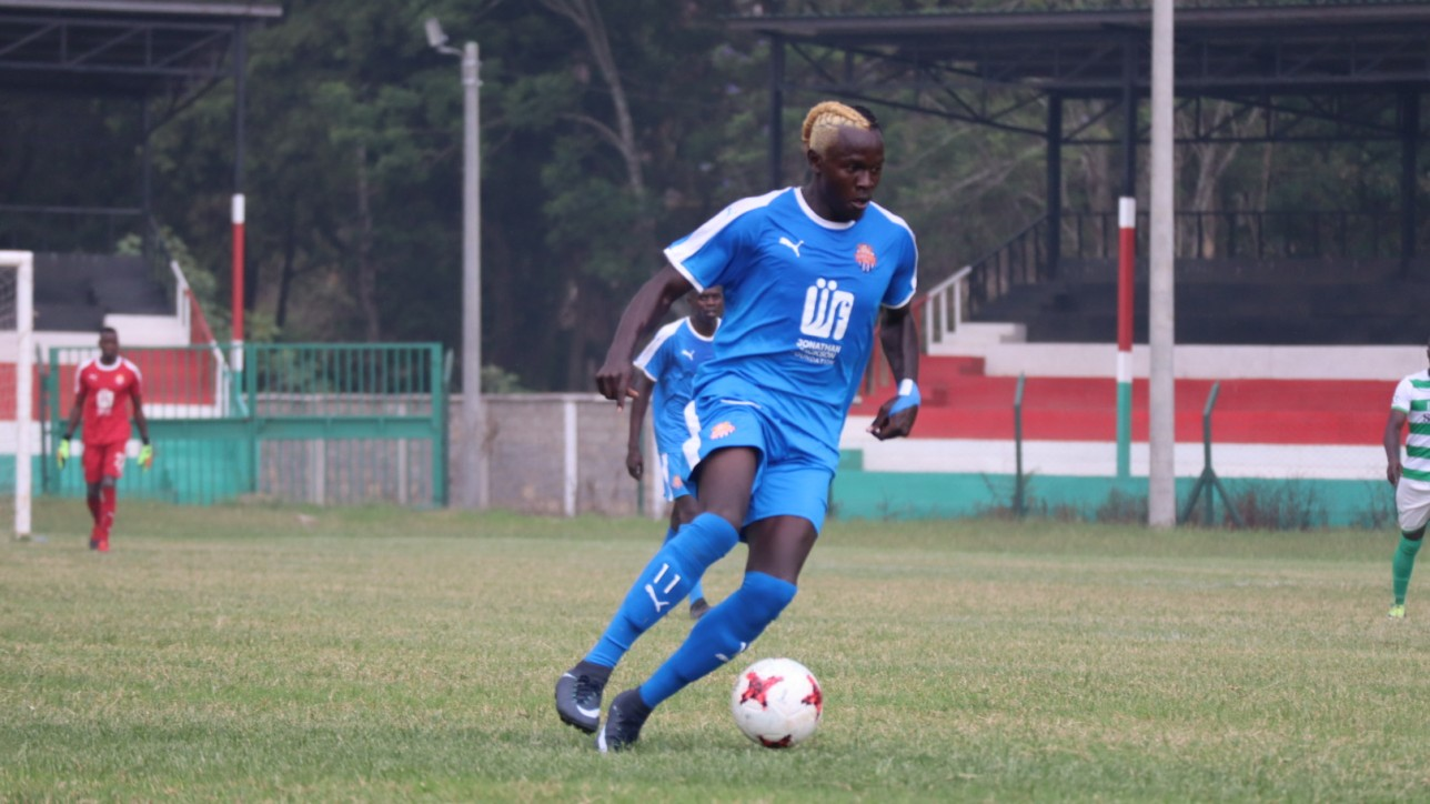 Davis Agesa provided two assists as City Stars saw off Nzoia Sugar 2-0 at Narok Stadium in their opening 2020/21 Premier League game on Sun 29 Nov 2020