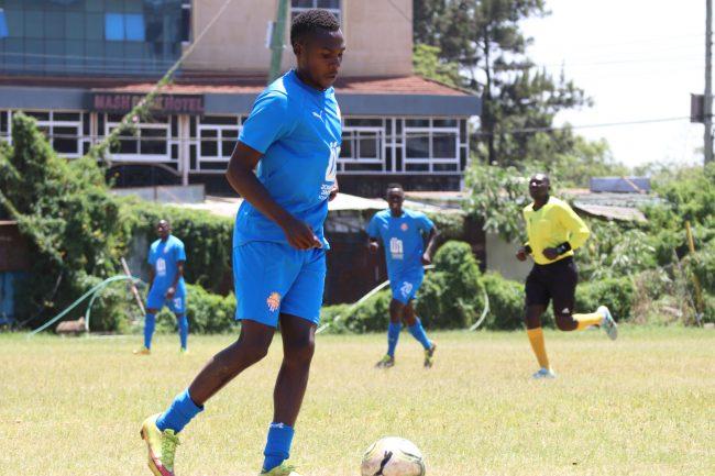 Nairobi City Stars, Kamau