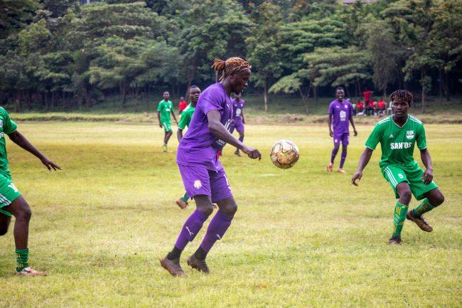 Nairobi City Stars, Davis Agesa