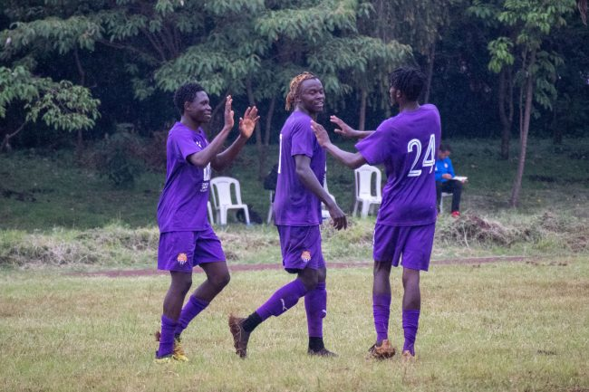 Nairobi City Stars, Agesa, Okumu, Ombija