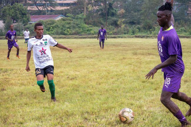 Nairobi City Stars, Reydon Munala