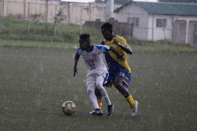 Rodgers Okumu, City Stars