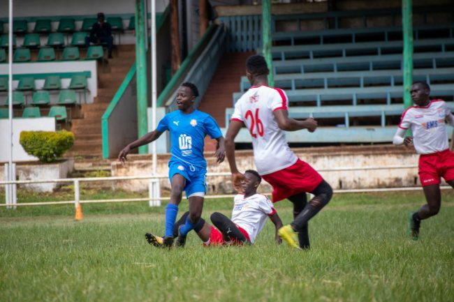 Makati, Nairobi City Stars