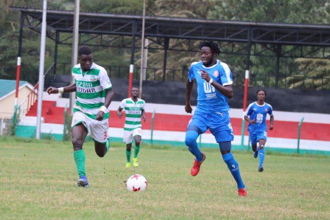Nairobi City Stars, Jamaica