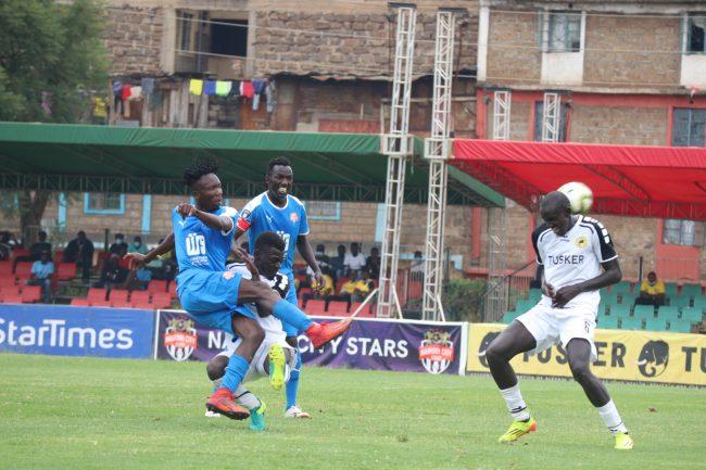 Nairobi City Stars, Tusker