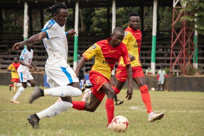 Nairobi City Stars, Vihiga United