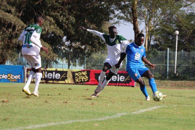 Nairobi City Stars, Bolton