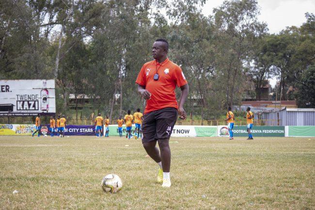 John Amboko, City Stars