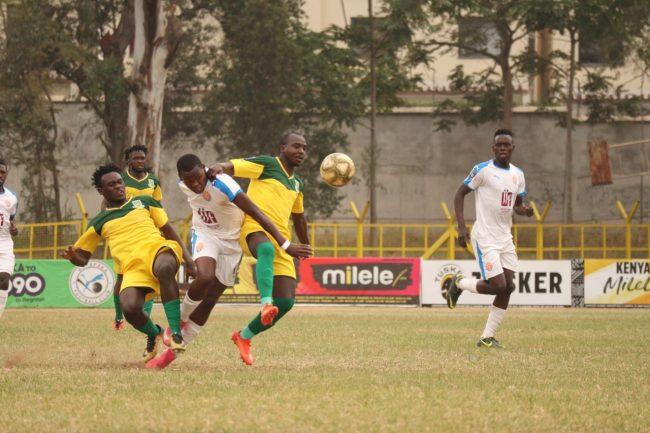 City Stars, Mathare United