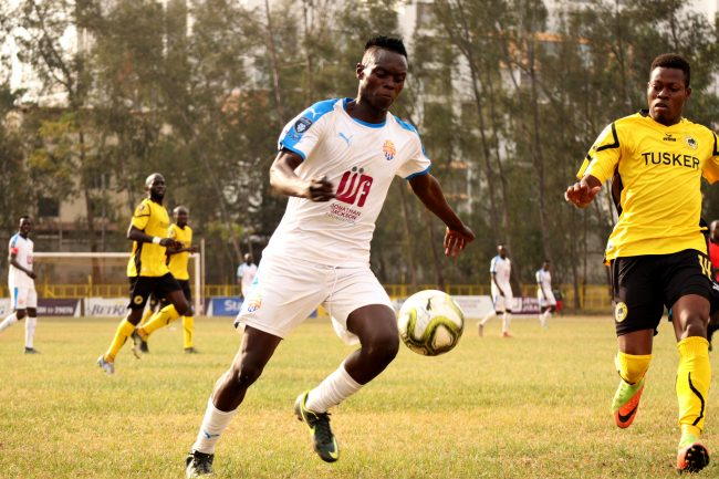 Timothy Ouma, City Stars